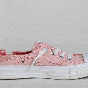 Converse All Star Pink Size 7 Womens Sneaker Shoes